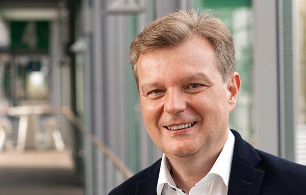 Ulrich Scherbel, CEO