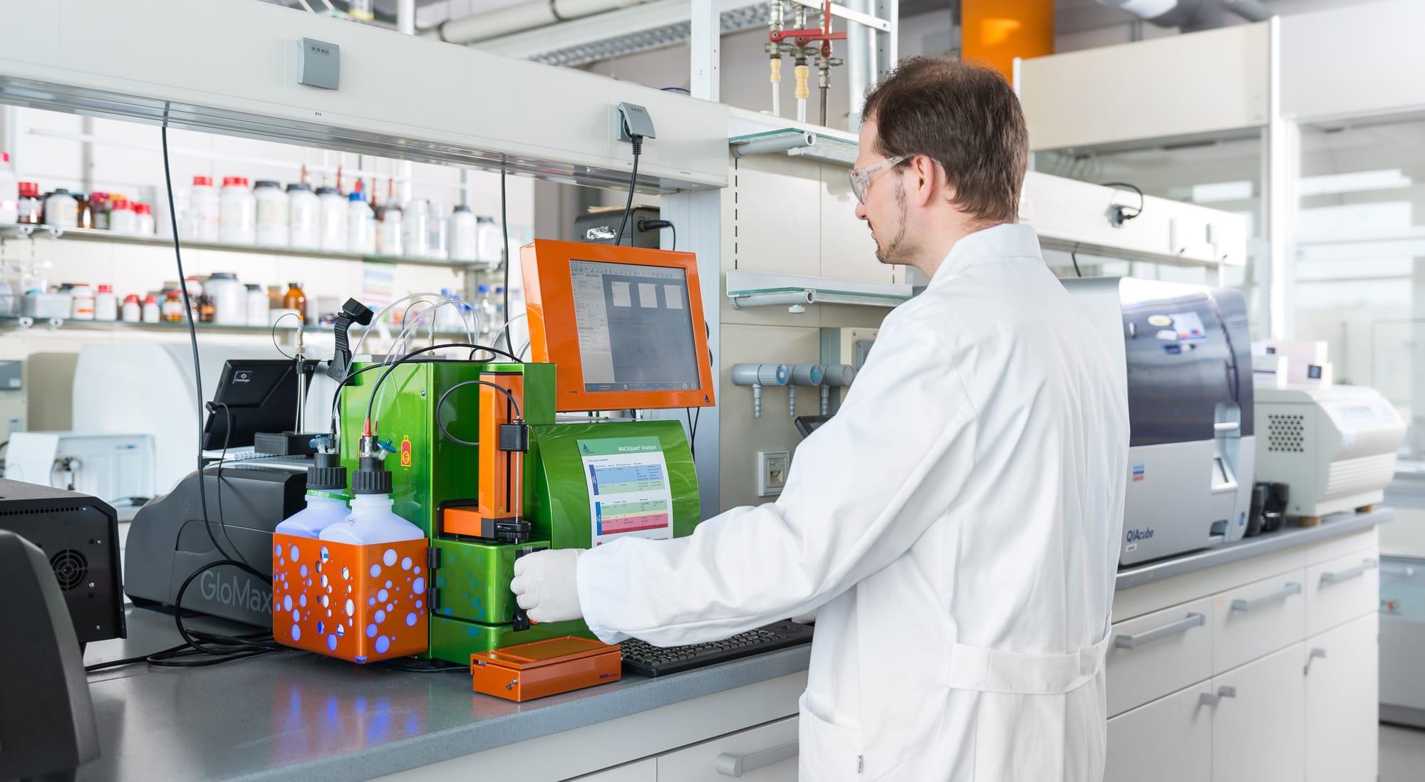 Leibniz-Instituts für Lebensmittel-Systembiologie Forscher - Karamell-Rezeptor